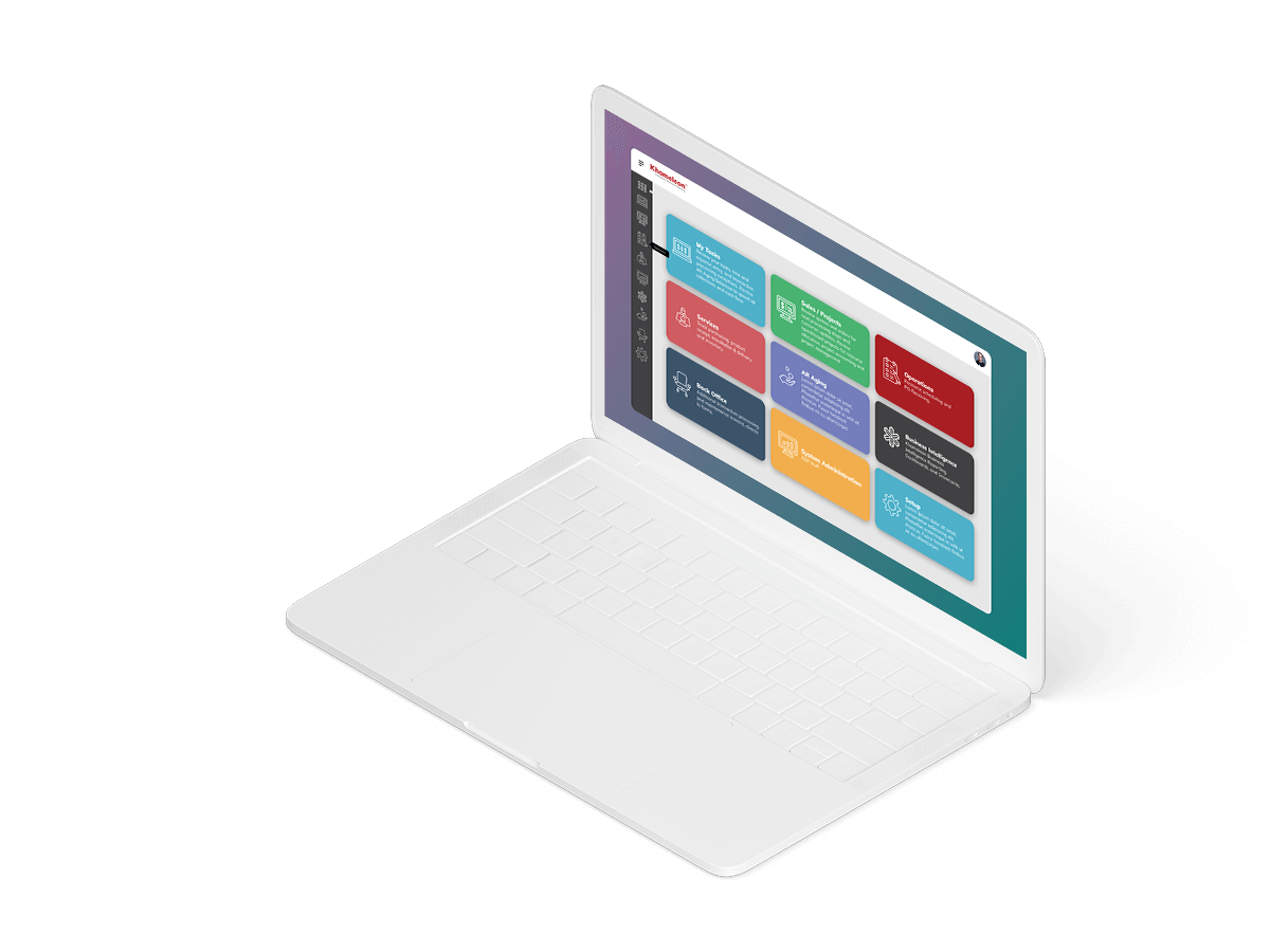 Macbook vector